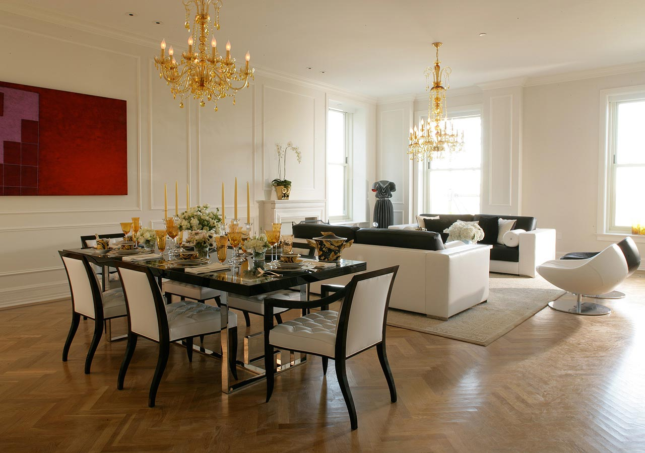 High in design premium furniture collection versace dining for Home designers collection