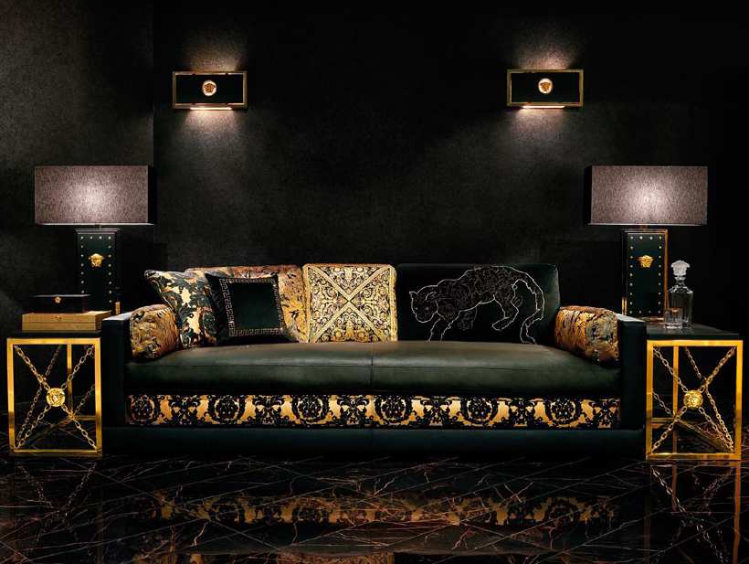 Versace Furniture 2013 Images Galleries With A Bite