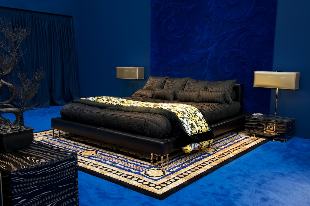 High In Design Premium Furniture Collection Versace Home Collection 2013