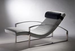 Versace Unique Chaise Armchair