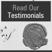 Read our Testimonials here.